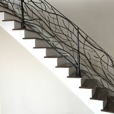Banister And Handrail Interior Iron Railings Iron Railings Interior Stairs Indoor