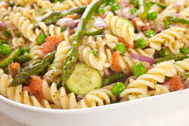 spring pasta salad with asparagus the stop community food centre