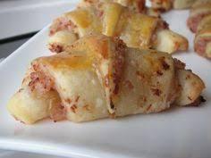 blogs cuisine facile croissants lardons oignons c secrets gourmands de cuisine