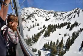 Snowbird Ski And Patio 10 Best Spring Skiing Destinations In The Us And Canada To Visit