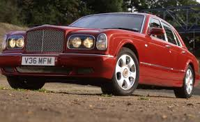 bentley arnage r 2000 bentley arnage red label u2013 review u2013 car and driver