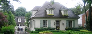 French Cottage Homes by French Country Cottage Sears Architects