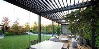 vetrata veranda vetrate e finestre per la veranda sistemi componibili cose di casa