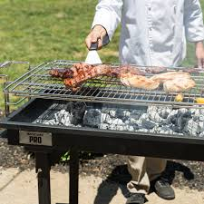 Patio Pro Charcoal Grill by Backyard Pro Char60 60