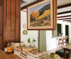 fall home tour the pros of decorating or not decorating for the
