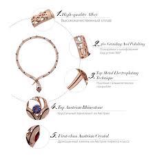 rose gold snake necklace images Rose gold color snake choker necklace for woman jpg