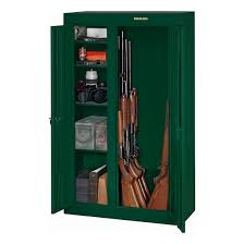 stack on 10 gun double door cabinet stack on 10 gun double door security cabinet hunter green walmart com