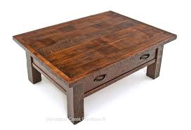 Barn Wood Coffee Table Rustic Oak Barn Wood Coffee Table Reclaimed Oak Cocktail Table Thick