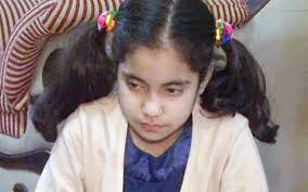 11 years old that has highlights at the bottom of their hair 11 year old pakistani girl s message for pm narendra modi after