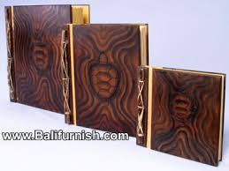 wood photo album wooden photo albums made in indonesia