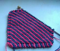 make cleaning with knitted dishcloth patterns