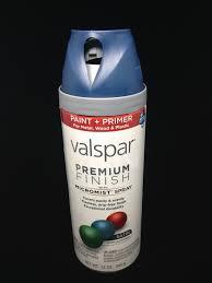 kris wall minis valspar spray paint review