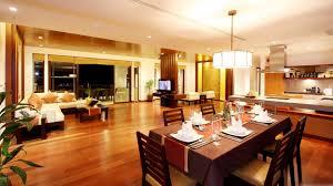 kitchen splendid kitchen living room designs