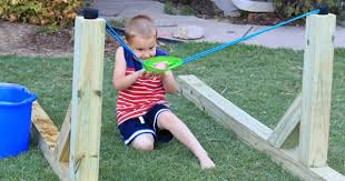11 backyard play ideas you can do by yourself postris