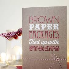 original brown christmas brown christmas cards christmas lights decoration