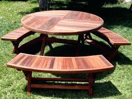 Wooden Picnic Table Plans Interior Picnic Table Plans Faedaworks Com