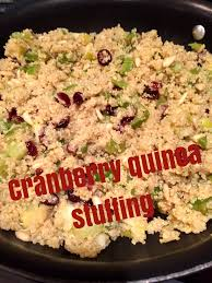 quinoa thanksgiving stuffing cranberry quinoa stuffing u2013 fun fit free