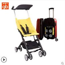 travel stroller images Small volumn portable baby travel stroller summer breathable jpg