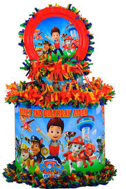 paw patrol child u0027s pinata worldofpinatas
