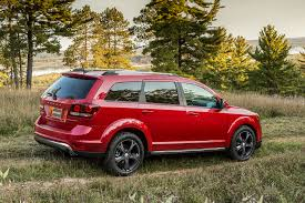 Dodge Journey Suv - 2018 dodge journey reviews and rating motor trend