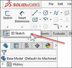 super easy 3d weldment sketch in solidworks 2016 computer aided