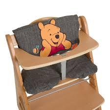 siege pour chaise haute hauck coussin pour chaise haute deluxe winnie l ourson gris