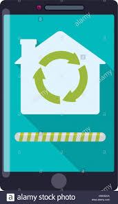 House Technology Smart House Technology Stock Vector Art U0026 Illustration Vector