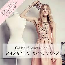 Fashion Stylist Certificate Programs Fashion Business Course Dubai Online Course