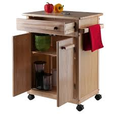 Kitchen Cabinet Images Pictures by Amazon Com Winsome Wood Single Drawer Kitchen Cabinet Storage