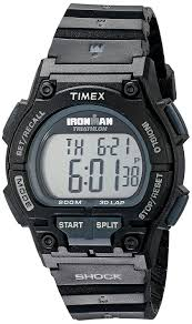 amazon com timex men u0027s t5k196 ironman original 30 shock full size
