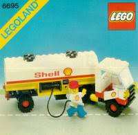 siege auto bb9 lego from 1984