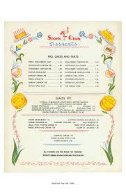 Apple Barn Restaurant Prices 98 Best Vintage Menus Images On Pinterest Vintage Menu Dinner
