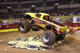 monster truck jam nj does the inside of a monster truck smell funny some questions