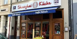 küche köln chinesisches restaurant shanghai kitchen im belgischen viertel in
