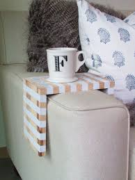 Sofa Arm Table by 22 Best Couch Arm Wrap Tray Table Images On Pinterest Diy