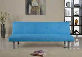 Click Clack Sofa Bed by Faux Suede Canterbury Fabric Sofa Bed 3 Seater Click Clack Sofa