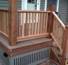 Ideas For Deck Handrail Designs How To Build Custom Deck Railings Deck Railings Diy Network And