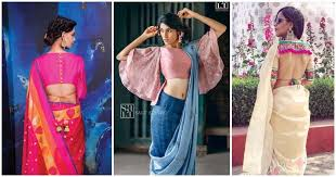saree blouse styles 10 totally cool saree and blouse styles for bridesmaids this
