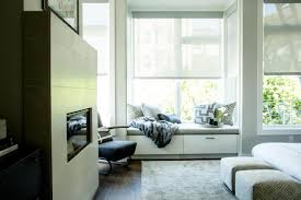 Making A Bay Window Seat - bedrooms alluring bay window chairs making a window seat cushion