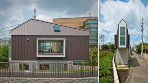 Small Minimalist House Narrow Spacious Minimalist House Small Homes Design Ideas Youtube