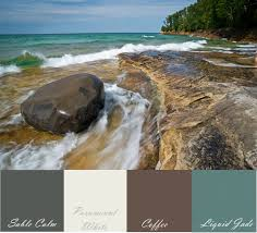masculine birthday party palette or boys bedroom color palettes