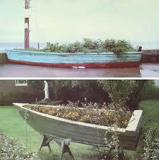 Do It Yourself Garden Art - 43 best we had an old boat images on pinterest garden garden