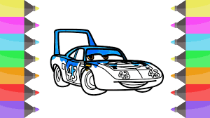 disney cars coloring book videos kids fun disney coloring pages