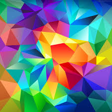 wallpaper polygon 4k hd wallpaper android wallpaper triangle