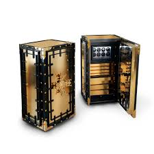 safe with watch winder free standing design knox luxury