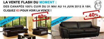 vente flash canapé canapé vente flash canapé