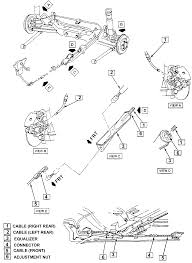 repair guides parking brake cables autozone com