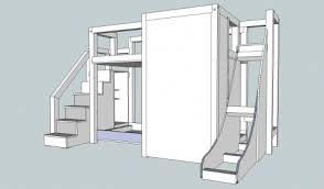 Free Loft Bed Woodworking Plans by Aff Wood Guide To Get Loft Bed Free Woodworking Plans Online