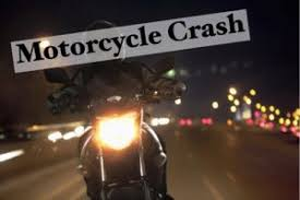 anaheim ca rider injured in motorcycle and car crash on highway
