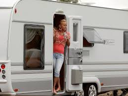 gypies and irish travellers are more likely to live in a house